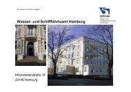 WSA Hamburg - Hamburger Notes-Netzwerks