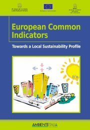 European common indicators (ECI) - University of the West of England