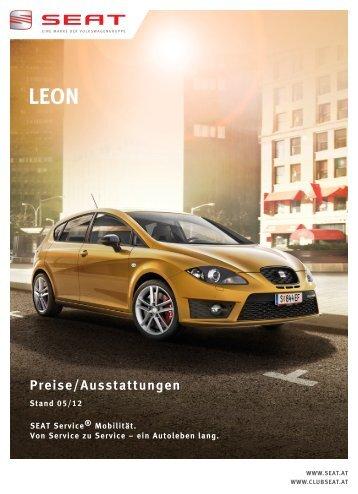 leON Preise/ausstattungen