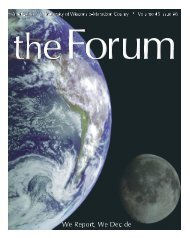 The Forum Vol 45 Issue 6.indd