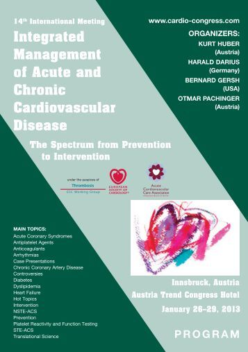 Integrated Management of Acute and Chronic Cardiovascular Disease
