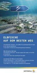 Programm International (PDF 236 kb) - Vattenfall