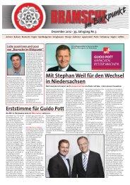 BiB Dezember 2012 - SPD-Ortsverein Bramsche