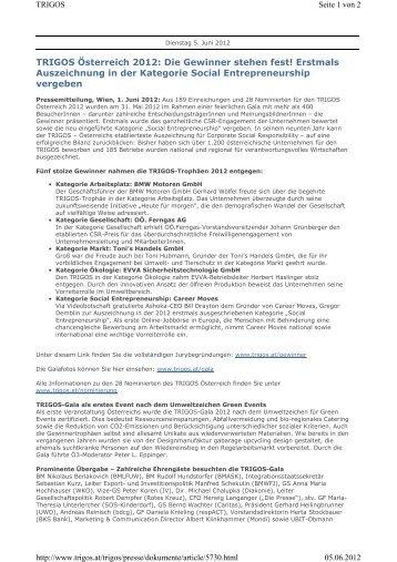 Download Aussendung - OÖ. Ferngas AG