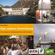Eine saubere Entwicklung - Klima-Bündnis Lëtzebuerg