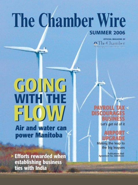 Flow The Winnipeg Chamber Of Commerce