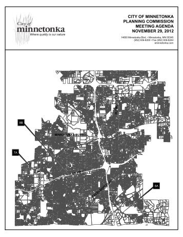 Full packet - City of Minnetonka