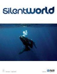 powered by   Silent World   Ausgabe 2008   - Tauchschule Belau