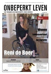 Onbeperkt Leven december 2012 - Smart Media Publishing