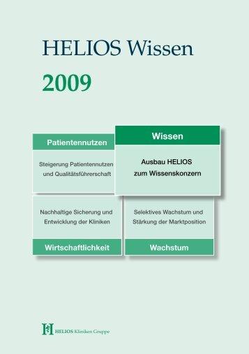 2009 - HELIOS Wissen