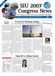 SIU Congress News