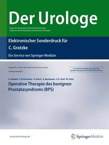 BPS - des Klinikums - Ludwig-Maximilians-Universität München