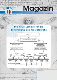 BPS-Magazin 03/09 - Urologenportal