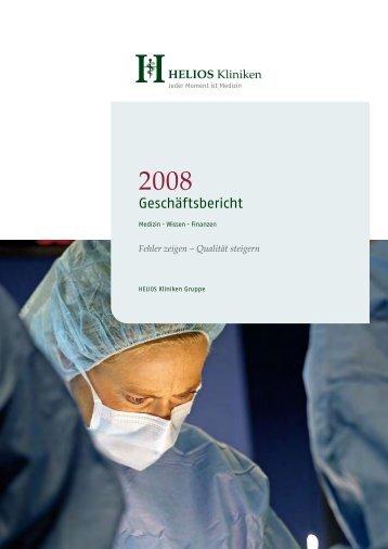 deutsch, PDF, 2,3 MB - HELIOS Kliniken GmbH