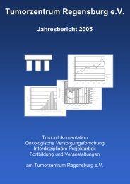 "Projektgruppe ""Kolorektales Karzinom"" - Tumorzentrum Regensburg ..."