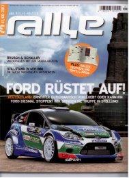 Rallye Magazin 07-08/2012