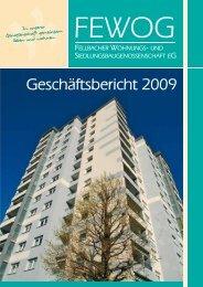 2.Gewinn- und Verlustrechnung - FEWOG Fellbach