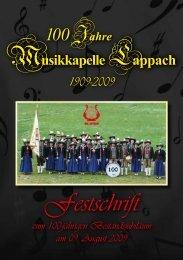 Chronik der Musikkapelle Lappach