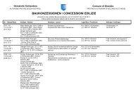 BAUKONZESSIONEN / CONCESSIONI EDILIZIE