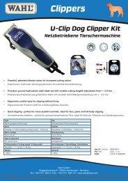 Clippers - Vet Diagnostic