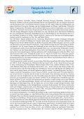 Tätigkeitsbericht Sportjahr 2011 - SSV Naturns - Page 6