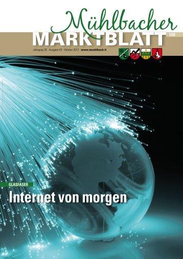 Mühlbacher Marktblatt 03/2012