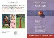 Paradiesapfel - Haus 35 AG