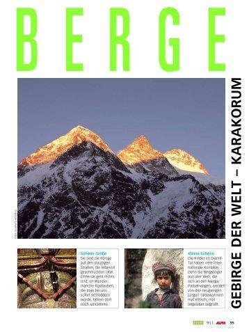 Karakorum - Hajo Netzer