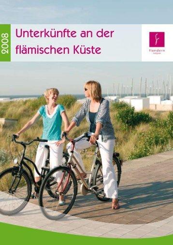 Unterkünfte an der flämischen Küste - Tourismus Flandern-Brüssel