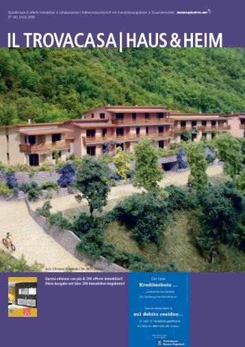 Questa edizione con più di 290 offerte immobiliari! - Longo Group ...