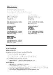 März 10 - Unterkunft und Anfahrt Mensa Vita - Studentenwerk Aachen