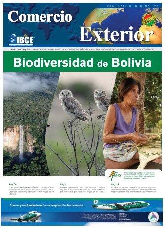 Biodiversidad de Bolivia - Cebem
