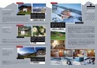 Ferienhaus Sonnenwinkel - Silberregion Karwendel