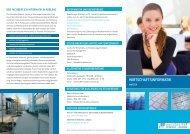 Flyer Wirtschaftsinformatik - Universität Koblenz · Landau