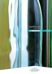 Spektrum - Saint-Gobain Oberland AG