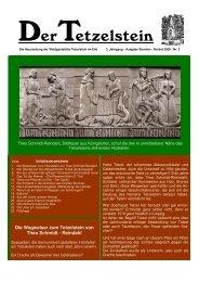 Tetzelzeitung Sommer 2009 - Im Braunschweiger Land