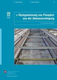 3 > Übersicht über die Verfahren zur Phosphor ... - pvbern.ch