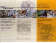Gästehaus - Universitätsklinikum Essen