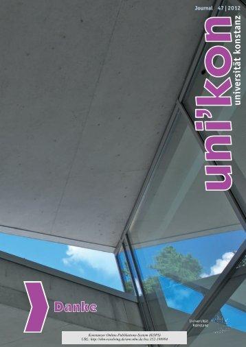 KOPS - Universität Konstanz
