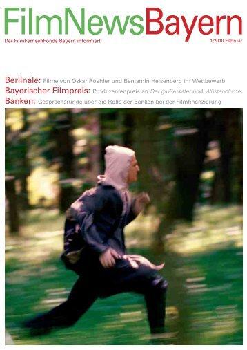 Filme von Oskar Roehler und Benjamin Heisenberg