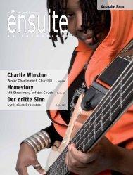Kulturwoche Das neue Online-Magazin und die Newsletter ... - Giovito