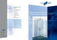 Leistungsspektrum Duschwelten Kundenservice ohne Grenzen
