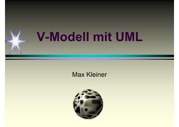 UML mit V / Hermes, Munich /04.2007