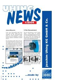 Joachim Uhing KG GmbH & Co.