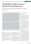 Schadstoffarme Verbrennung an Kesseln mit Umkehrfeuerraum - Seite 2