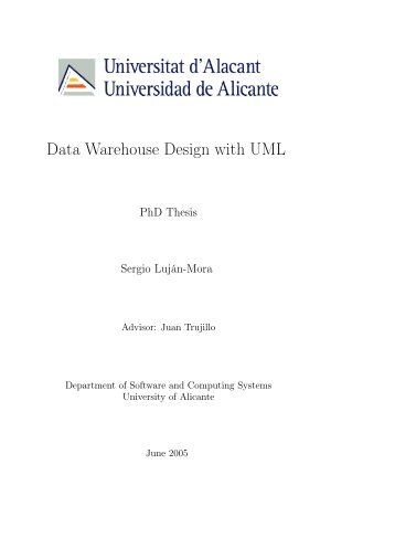 phd thesis in data warehousing Bestessaywriterscom is a professional essay writing company dedicated to assisting clients like you by providing the highest quality content possible for your needs.