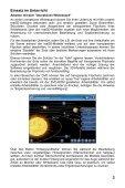 Sonnensystem – real3D - GIDA - Seite 3