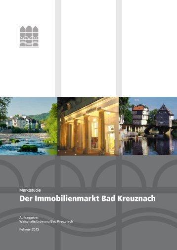 Der Immobilienmarkt Bad Kreuznach