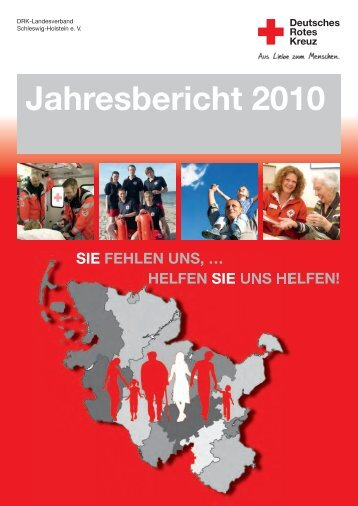 Jahresbericht 2010 - Deutsches Rotes Kreuz