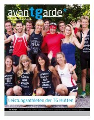 Download PDF - TG Hütten